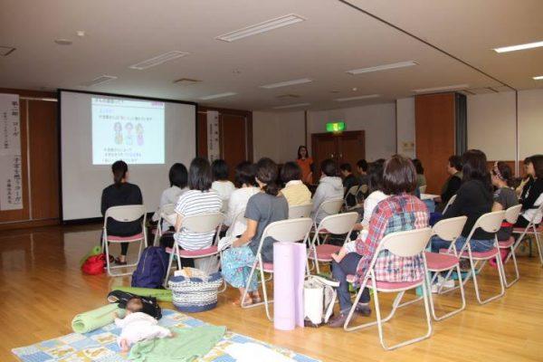 先週末の長野県白馬村講演会報告です。